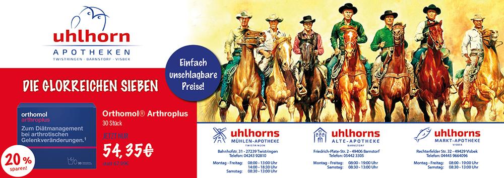 Angebote Uhlhorn-Apotheken - Twinstringen, Barnstorf und Visbek