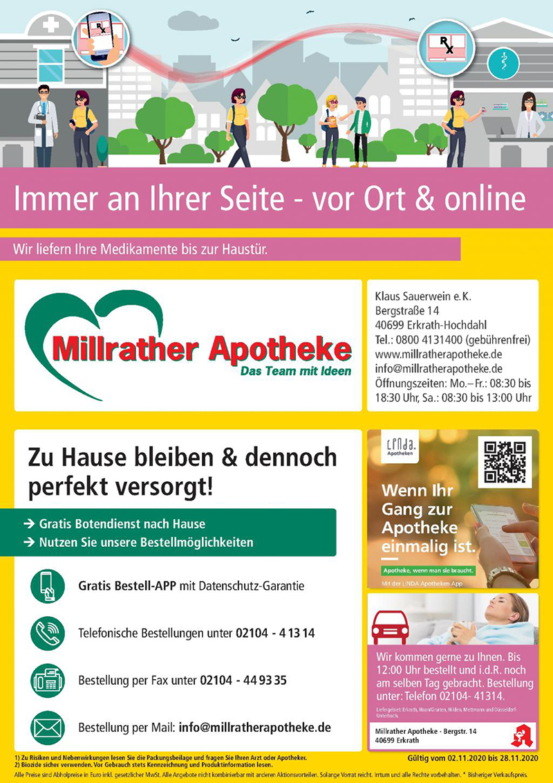 07f4786853 Angebote | Millrather Apotheke in 40699 Erkrath