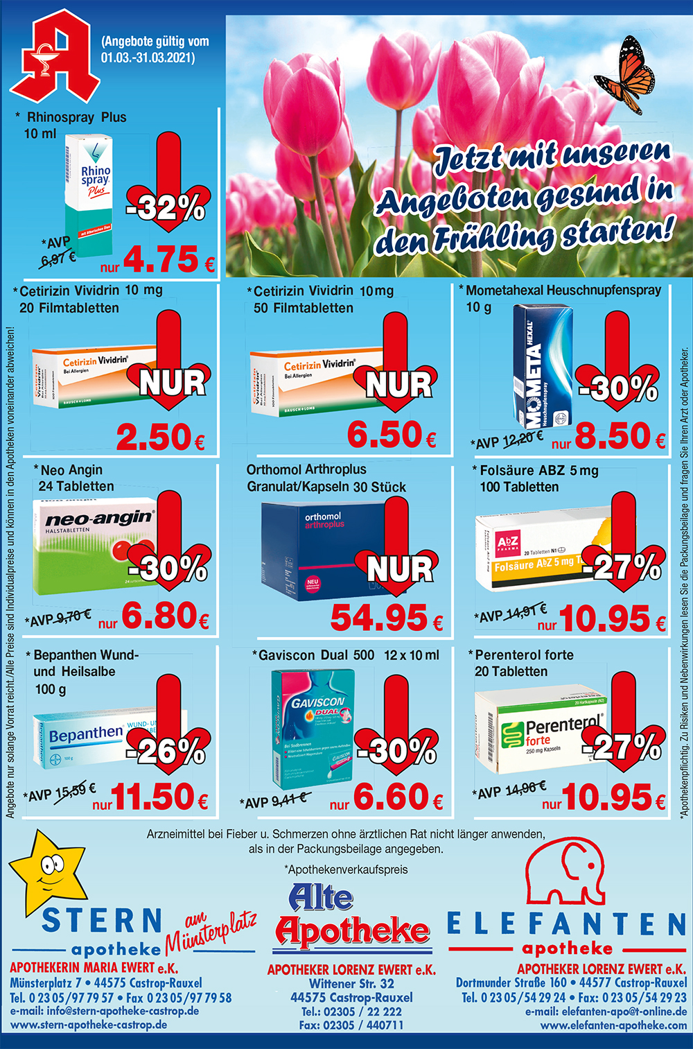 Angebote Stern Apotheke In 44575 Castrop Rauxel