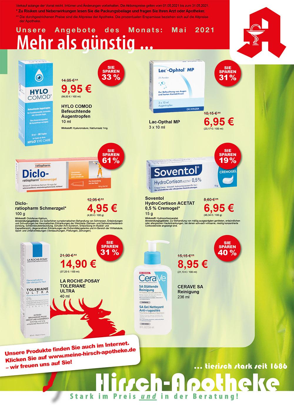 Angebote Hirsch Apotheke In 45127 Essen