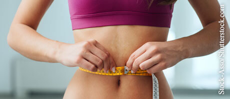 Ausgewogene Ernährung und regelmäßige Bewegung sind der Schlüssel zum Wunschgewicht.