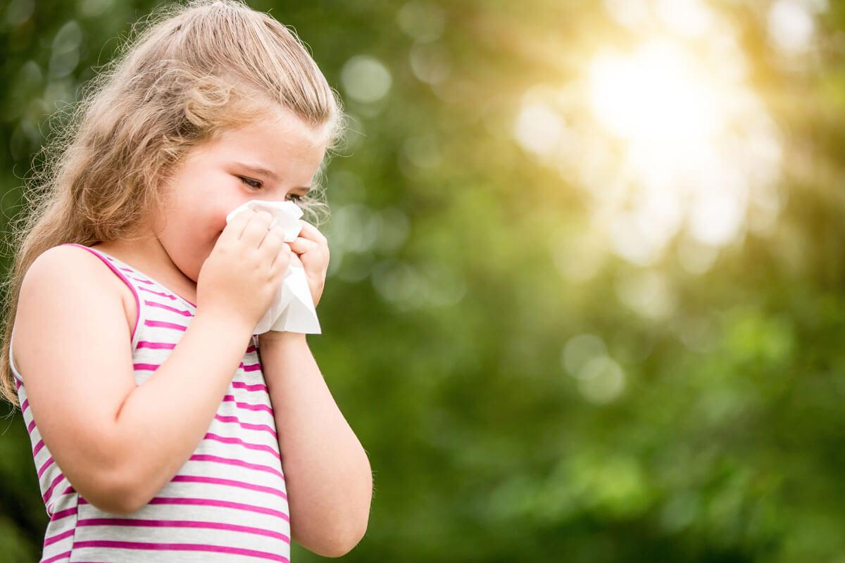 Allergien bei Kindern, © Robert Kneschke/Shutterstock.com