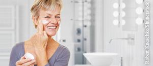 Pflegeprodukte müssen an den Hauttyp angepasst sein, damit sie optimal wirken.