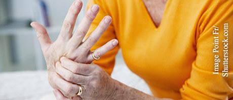 Eingeschlafene Hand, © Image Point Fr/Shutterstock.com