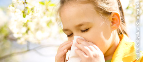 Heuschnupfen ist in der Regel gut behandelbar. Auch homöopathische Mittel stehen zur Verfügung.