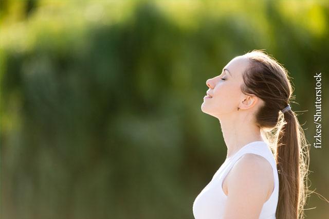Beschwerden, die durch Nervosität und innere Unruhe ausgelöst werden, können Sie häufig eigenmächtig lindern.