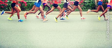 Schmerzmittel im Freizeitsport, © Izf/Shutterstock.com