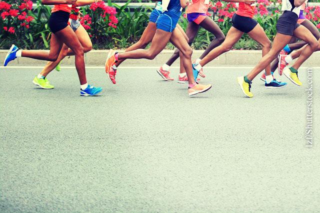 Sport ist gesund und schult das Bewusstsein für die eigenen Grenzen.