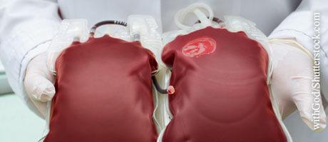 Sichere Bluttransfusionen, © withGod/Shutterstock.com
