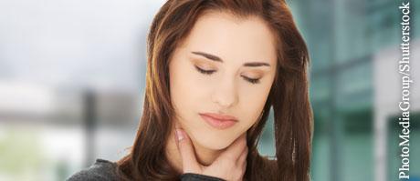 Wie Sie Halsschmerzen loswerden, © PhotoMediaGroup/Shutterstock