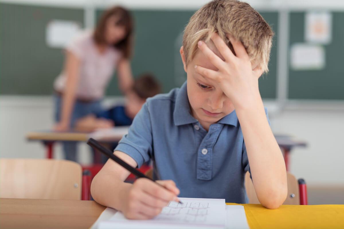 ADHS durch frühe Einschulung?, © stockfour/Shutterstock.com