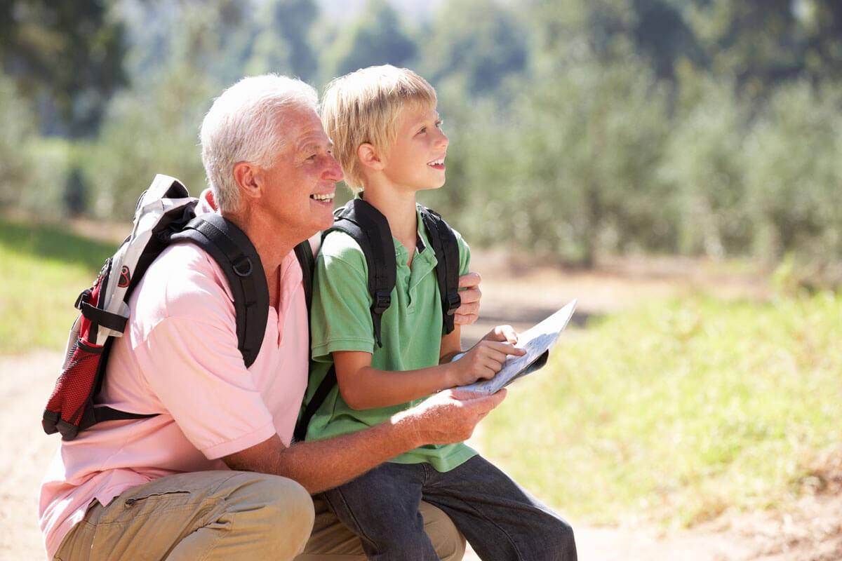 Aktiv bleiben im Alter, © Monkey Business Images/Shutterstock.com