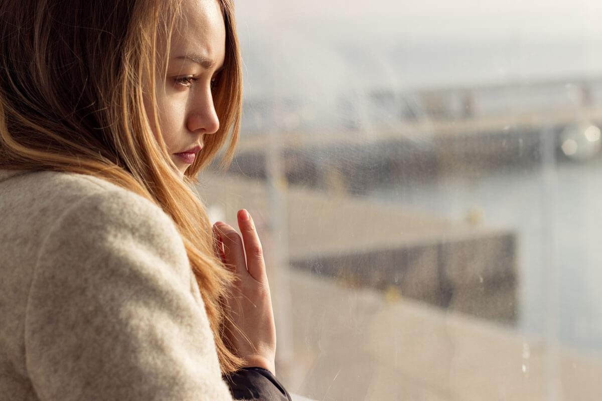 Die Angst als ständiger Begleiter, © SHYPULIA TATSIANA/Shutterstock.com