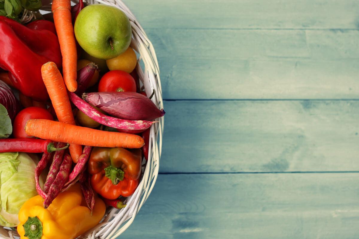 Bio-Lebensmittel sind weniger mit kanzerogenen Pestiziden belastet.