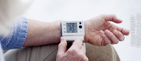 Blutdruck richtig messen, © Image Point Fr/Shutterstock.com