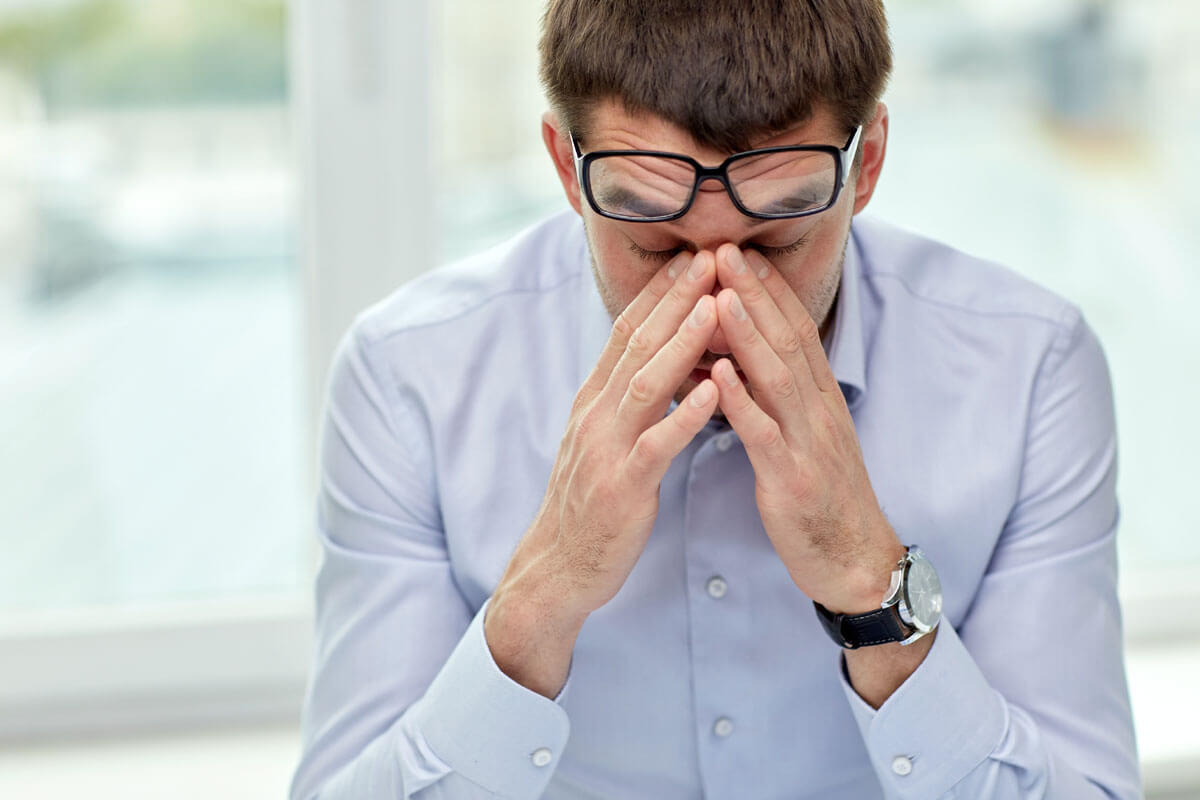 Burnout boomt in Europa, © Syda Productions/Shutterstock.com