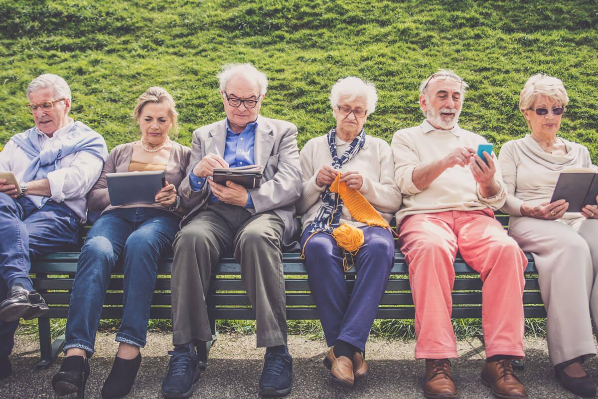 Demenzrate sinkt in USA und Europa, © oneinchpunch/Shutterstock.com