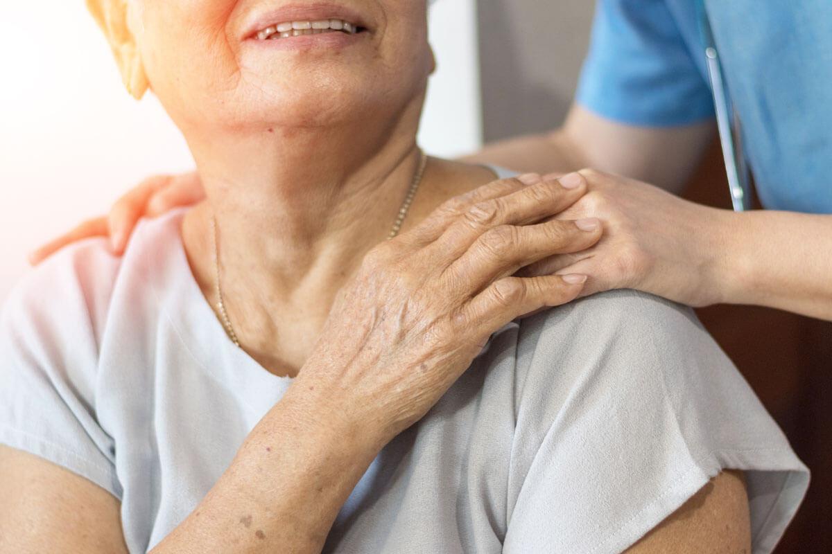 Entspannung für Pflegende, © BlurryMe/Shutterstock.com