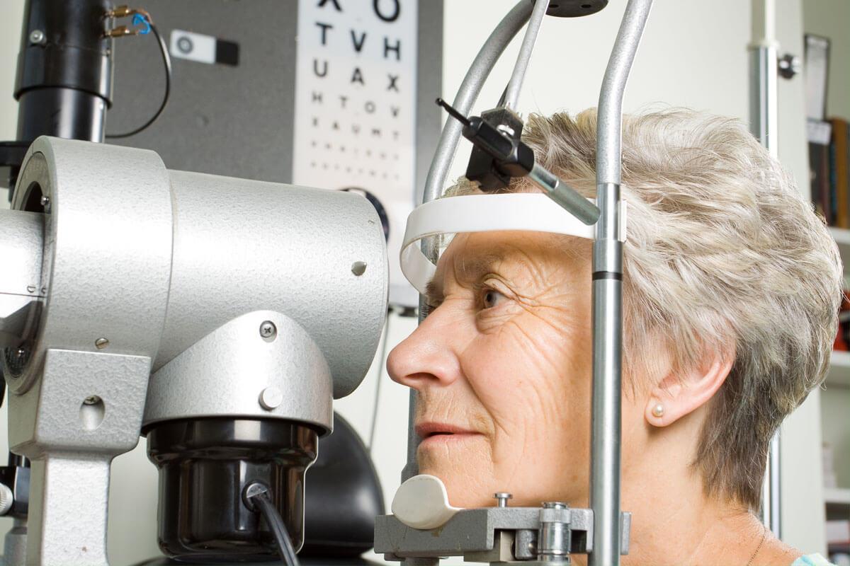 Erblindung durch Arterienverschluss, © Andrew Bassett/Shutterstock.com