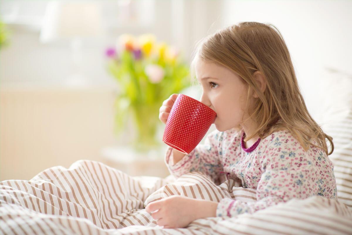Fieber im Kindesalter, © spass/Shutterstock.com