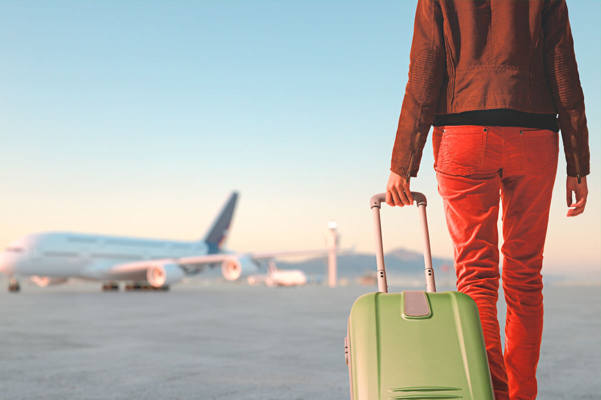 Flugreise trotz Herzerkrankung, © DigitalPen/Shutterstock.com