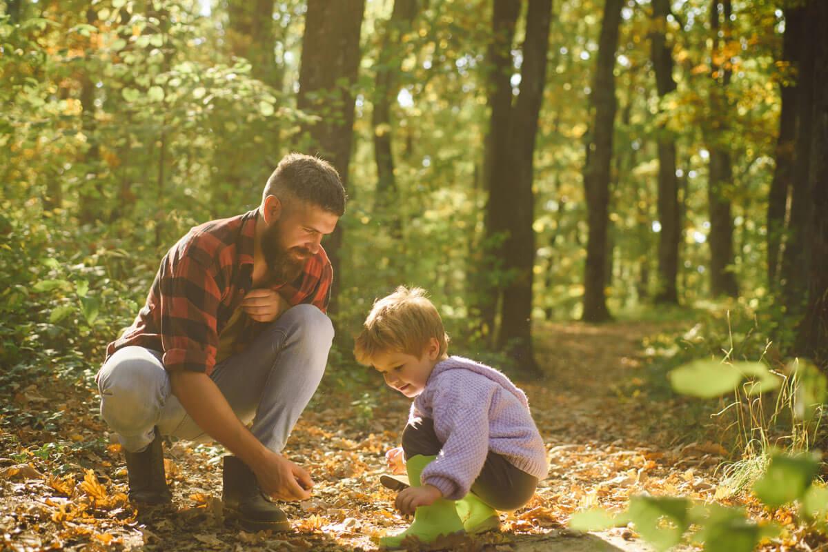 Augen auf beim Herbstspaziergang, © Volodymyr TVERDOKHLIB/Shutterstock.com