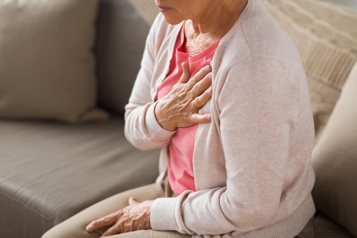Herzschwäche durch Klappenfehler, © Syda Productions/Shutterstock.com