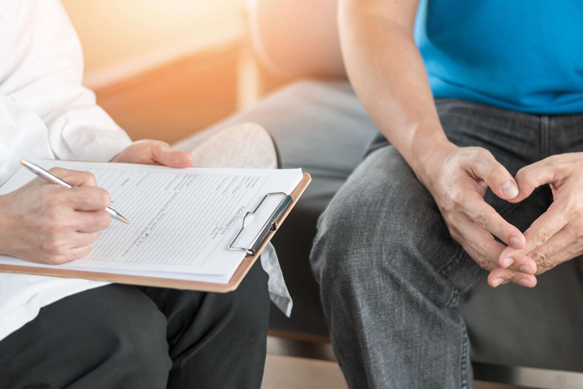 Impfempfehlung gegen Gürtelrose, © Chinnapong/Shutterstock.com