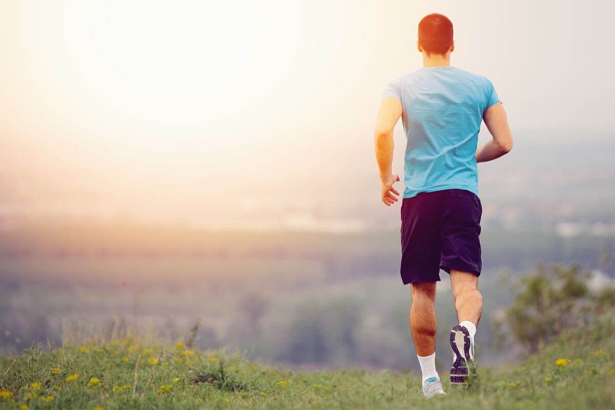 Jogger leben länger, © Dejan Stanic Micko/Shutterstock.com