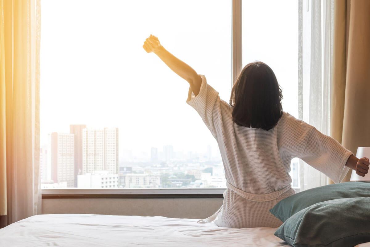 Körper schläft sich gesund, © Chinnapong/Shutterstock.com