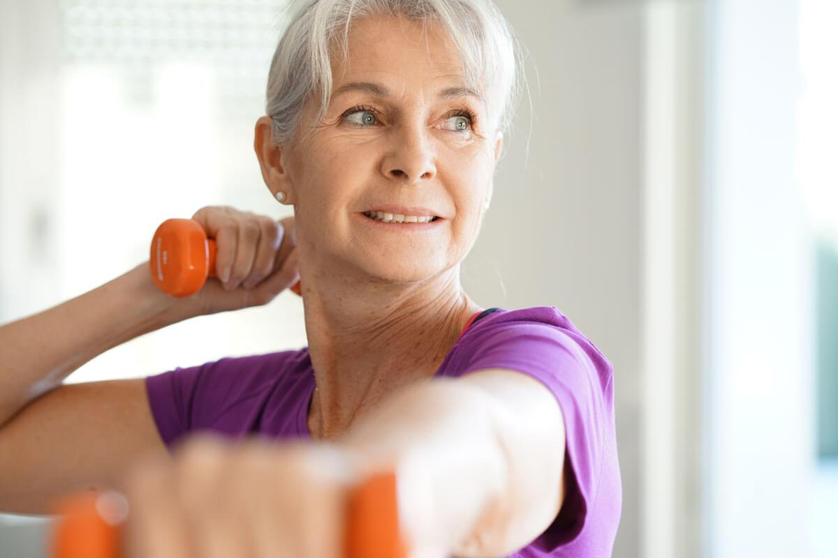Sport auch mit Darmkrebs, © goodluz/Shutterstock