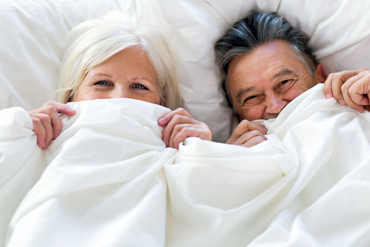 Sex ist tut gut - das gilt auch für die meisten Patienten nach überstandenem Herzinfarkt.