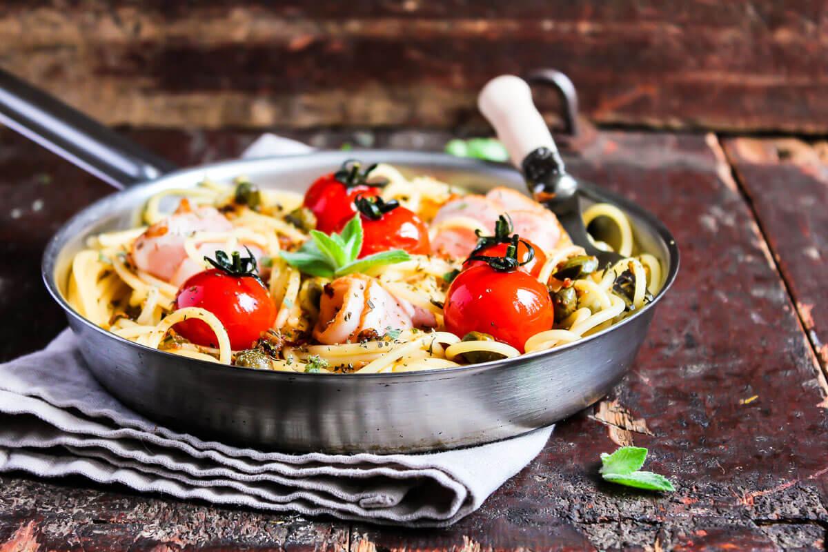 Mittelmeerküche bei Nierenkrankheit?, © Anna Kurzaeva/Shutterstock.com