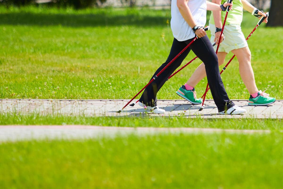 Ab 8000 Schritten lebt man länger, © SARYMSAKOV ANDREY/Shutterstock.com