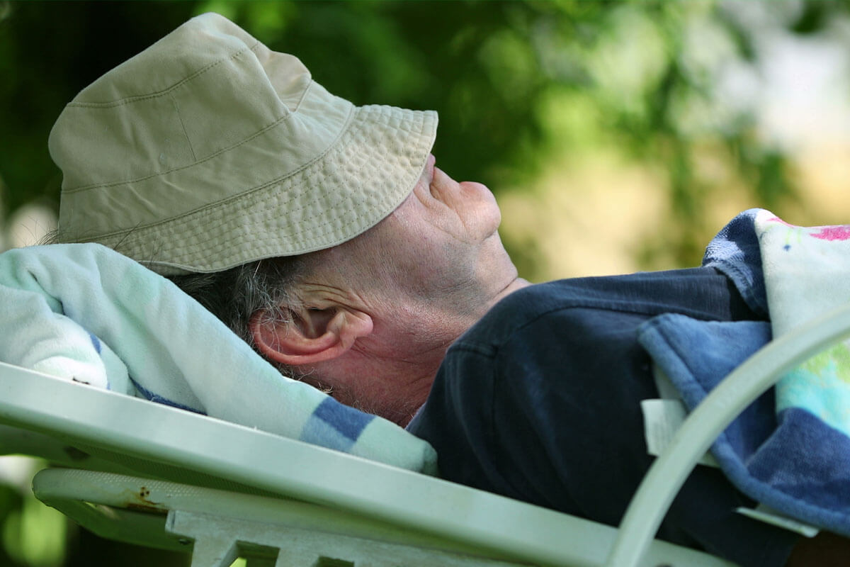 Mittagsschlaf hält Hirn fit, © Bricolage/Shutterstock.com