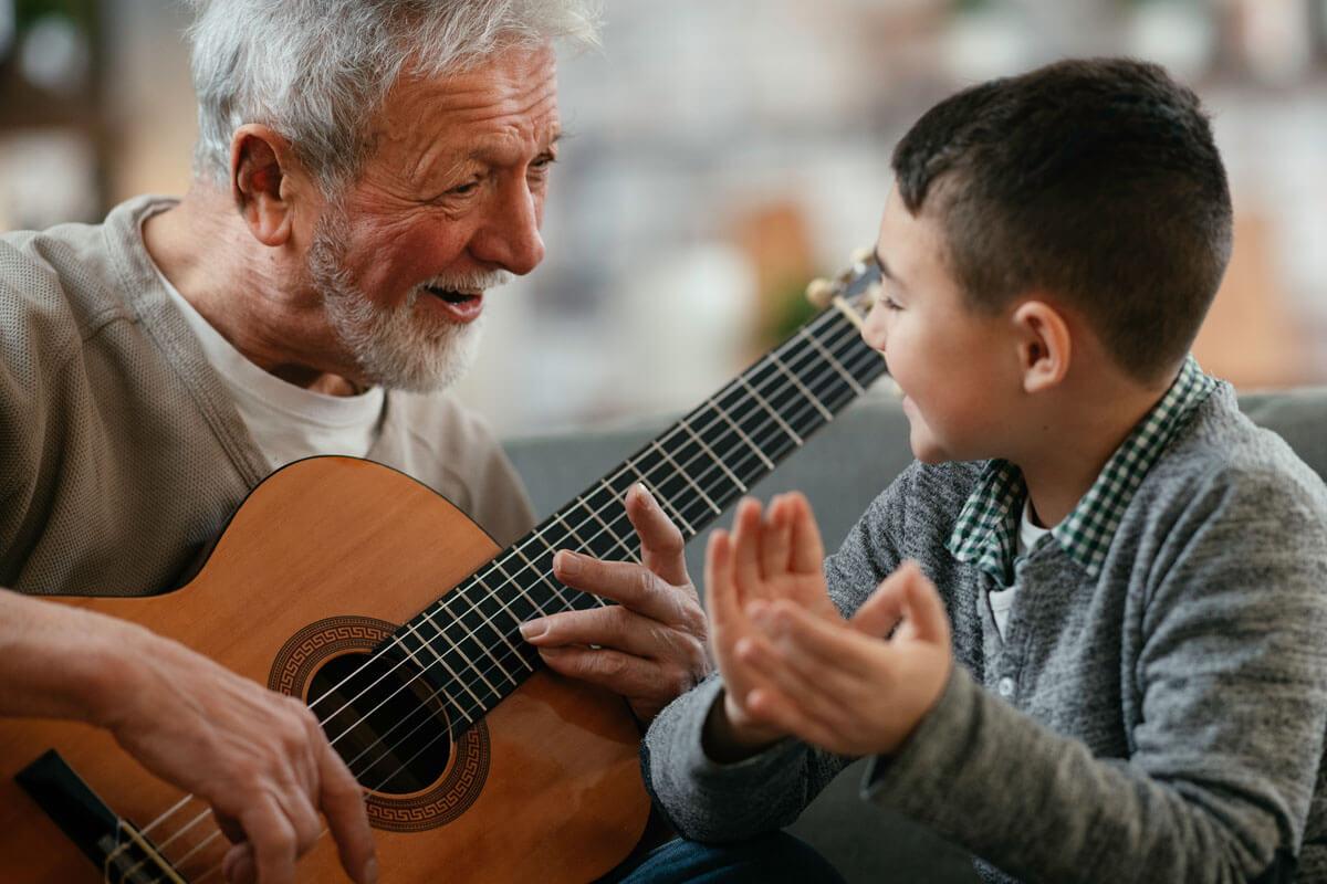 Musizieren hält Gehirnzellen fit, © Just Life/Shutterstock.com