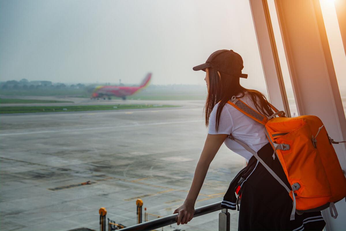 Unter bestimmten Umständen sollten Sie lieber auf eine Flugreise verzichten.