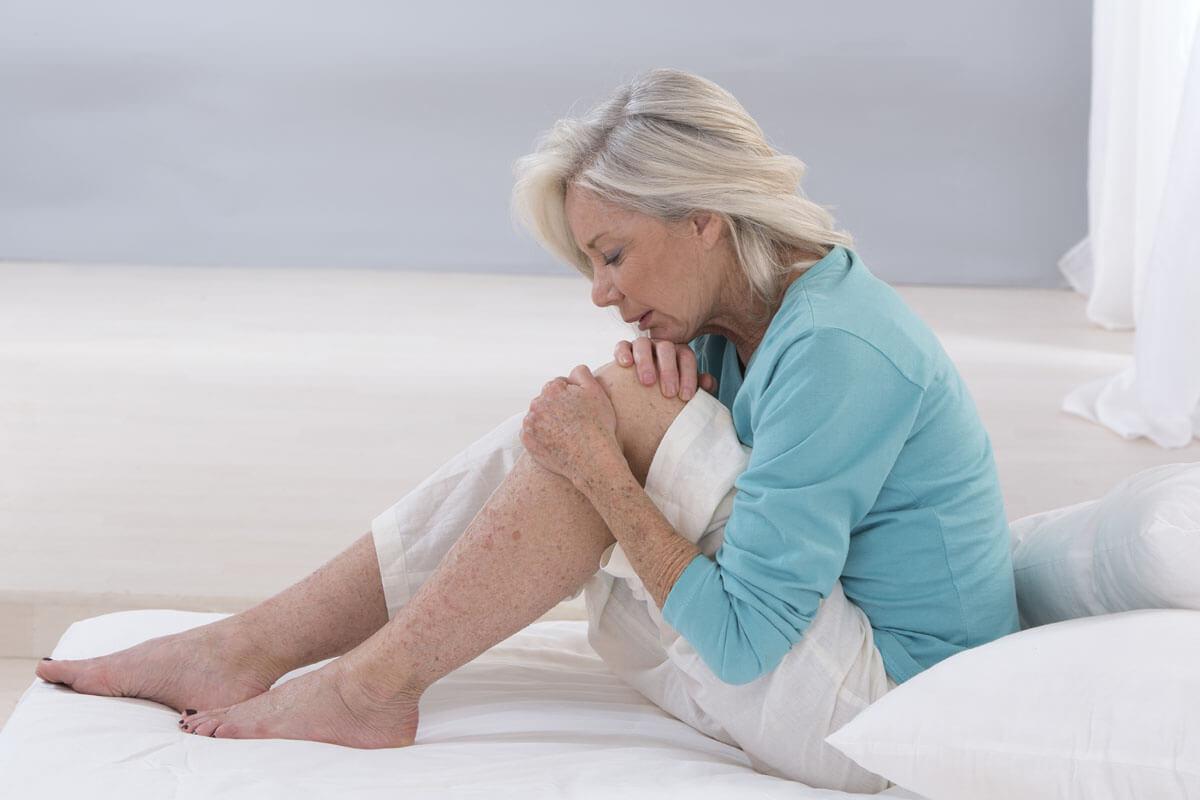 So mildern Sie Knieschmerzen, © JPC-Prod/Shutterstock.com