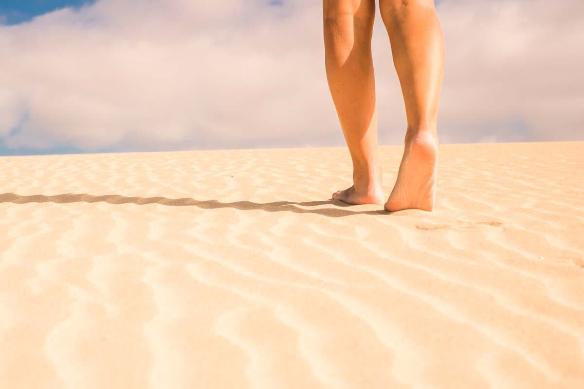 Sommerfrische für die Beine, © simona pilolla 2/Shutterstock.com