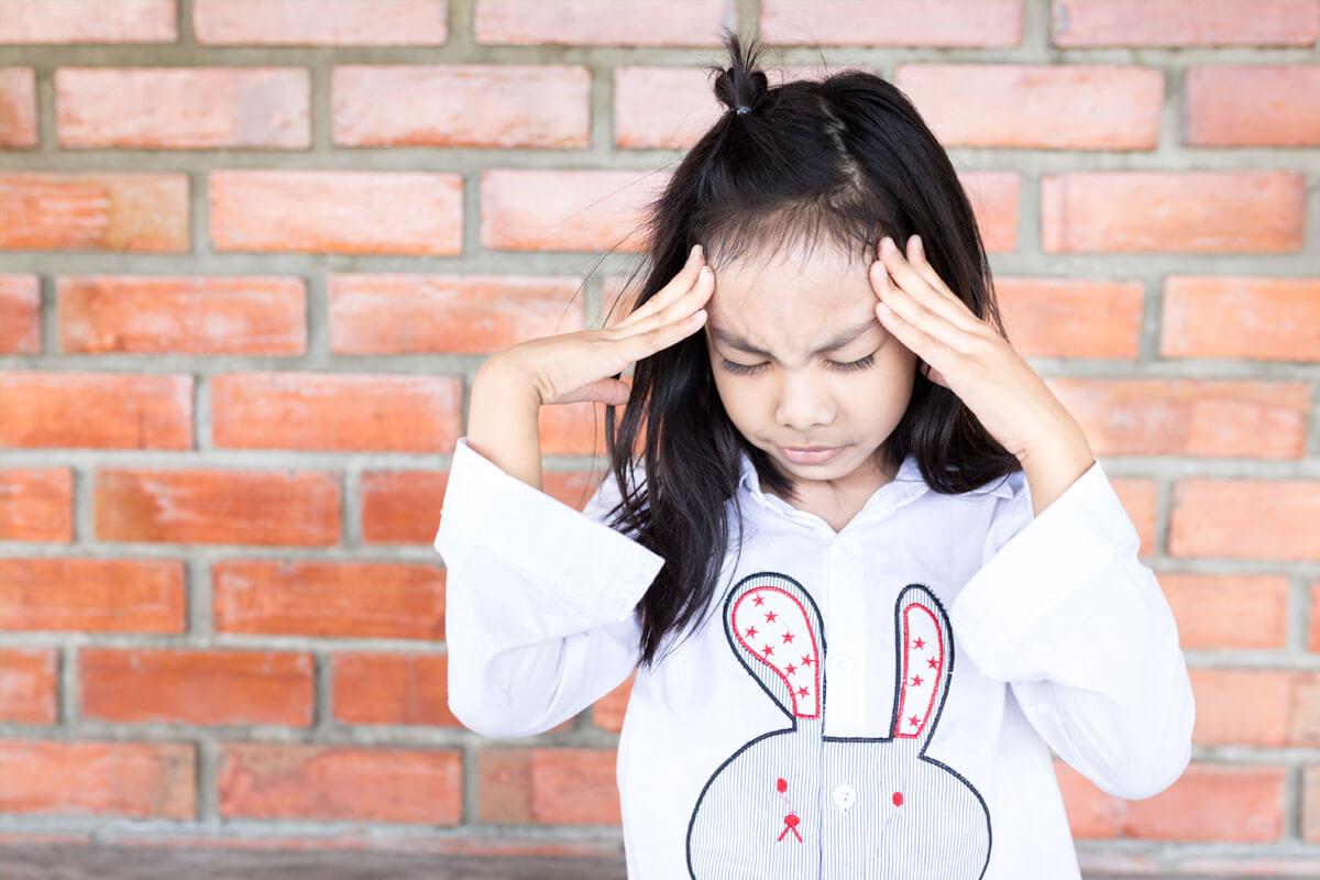 Schwindel ist bei Kindern in den meisten Fällen harmlos.