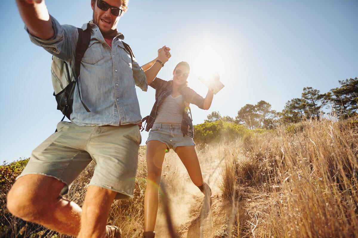 Die richtige Sonnenbrille, © Jacob Lund/Shutterstock.com