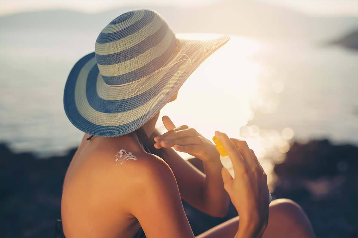 Sonnencreme – eine Gefahr für die Umwelt?, © adriaticfoto/Shutterstock.com