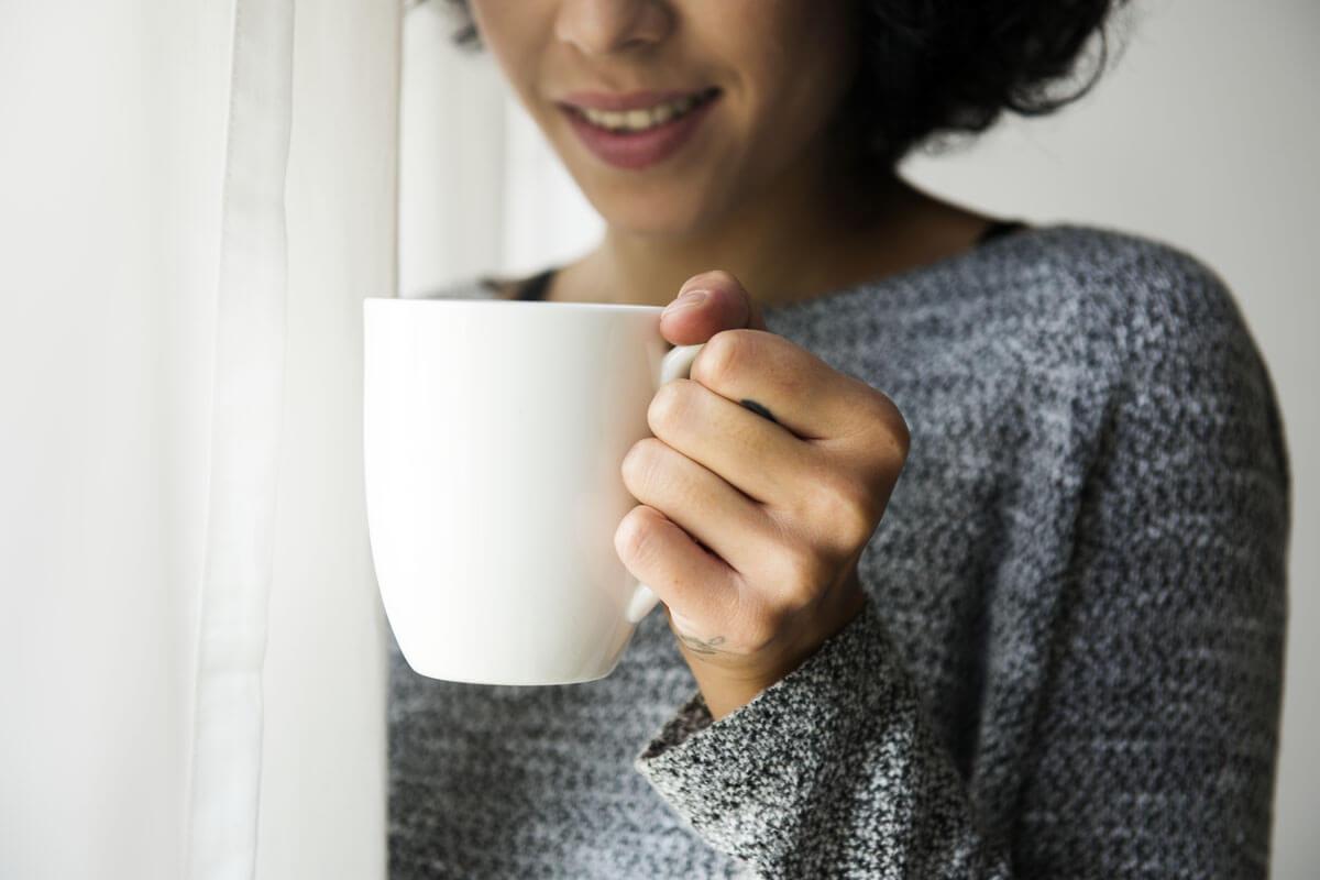 Tee trinken: wohltuend und gesund, © Rawpixel.com/Shutterstock.com
