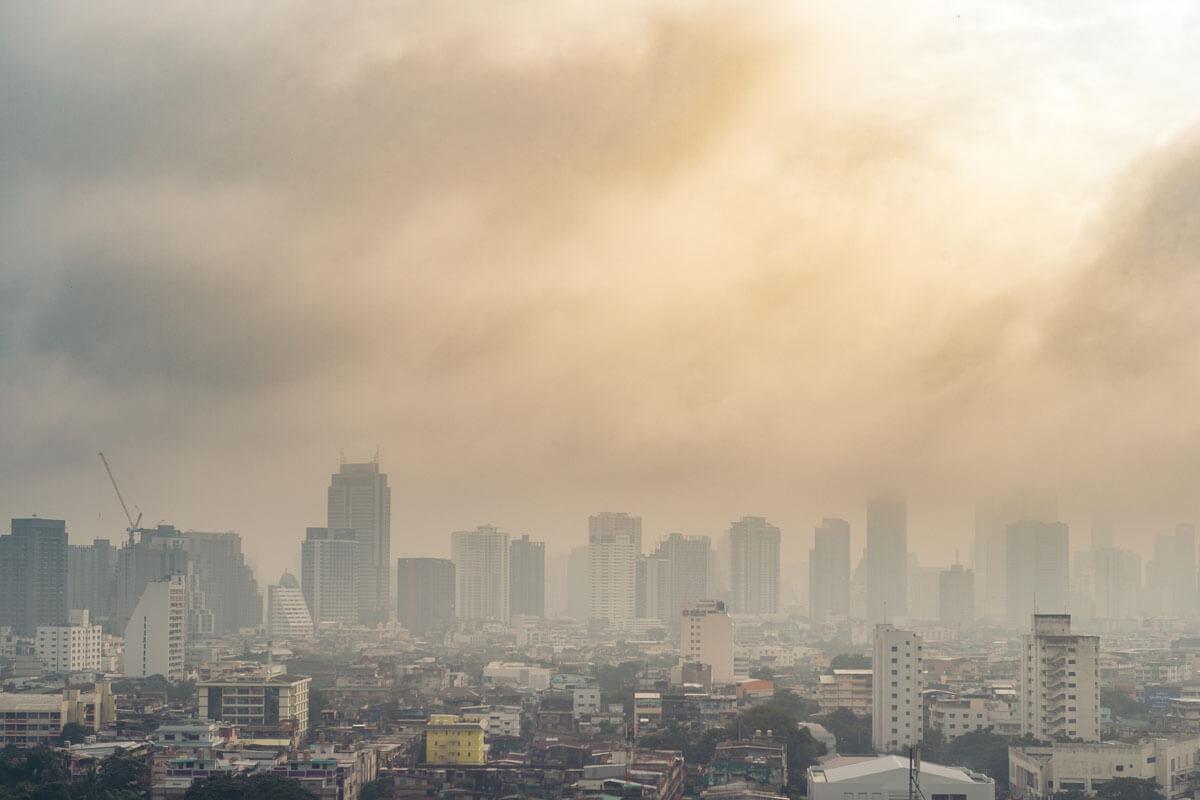 4,5 Mio. Tote durch Luftverschmutzung, © nEwyyy/Shutterstock.com