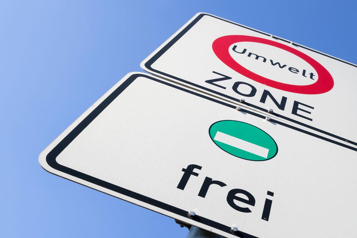 """Freie Fahrt ? aber nur für die """"Grünen""""."""