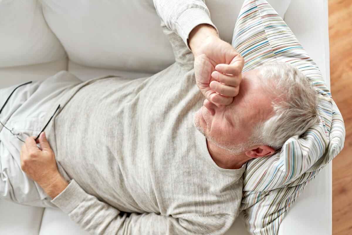 Vorhofflimmern erhöht Demenzrisiko, © Syda Productions/Shutterstock.com