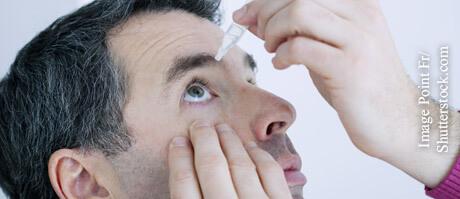 Hilfe bei trockenem Auge, © Image Point Fr/Shutterstock.com