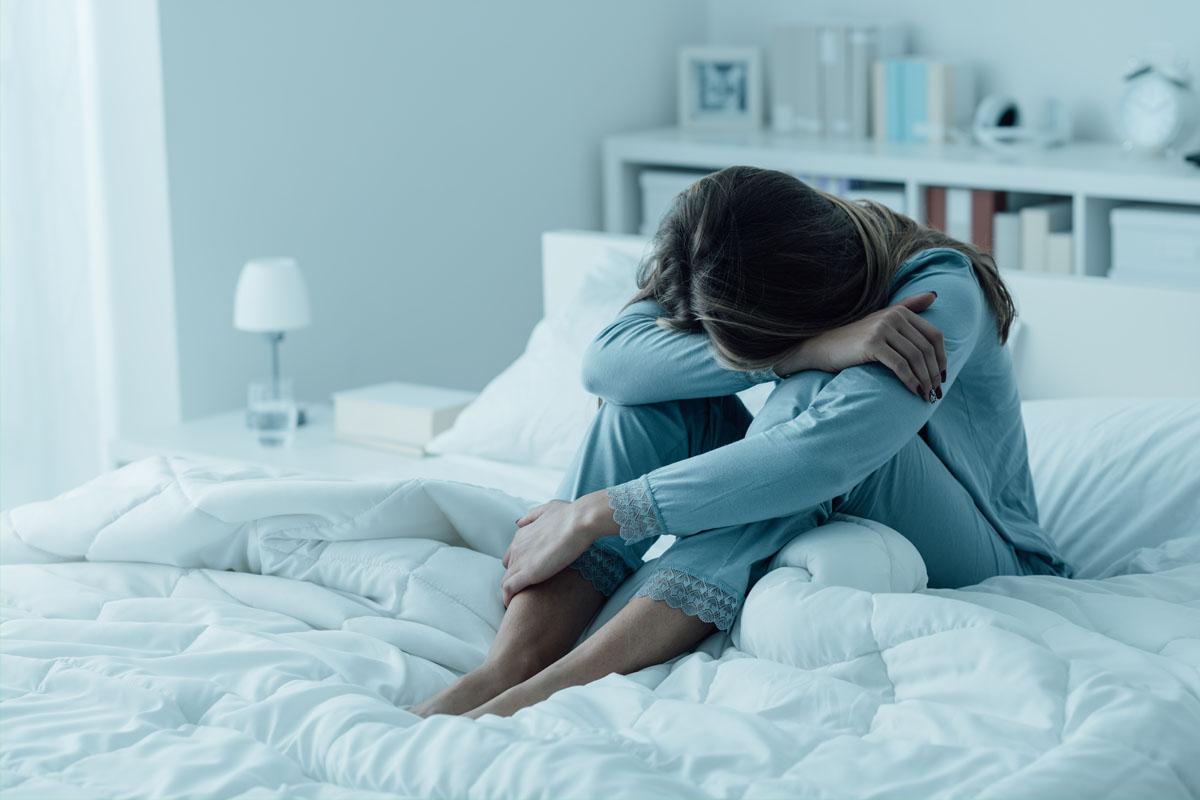 Äußerungen von Selbstmordgedanken, © Stock-Asso/Shutterstock.com