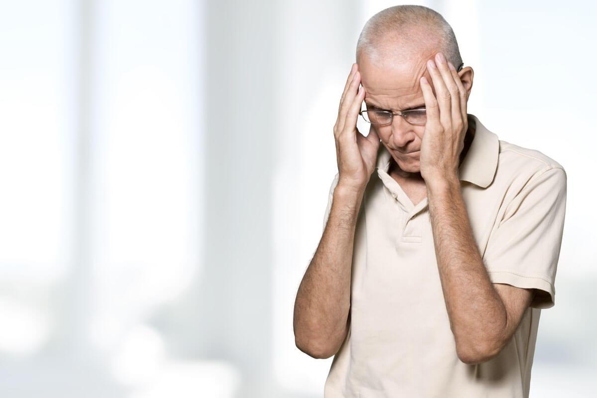 Schlaganfälle können sich je nach Hirnregion und Intensität unterschiedlich bemerkbar machen.