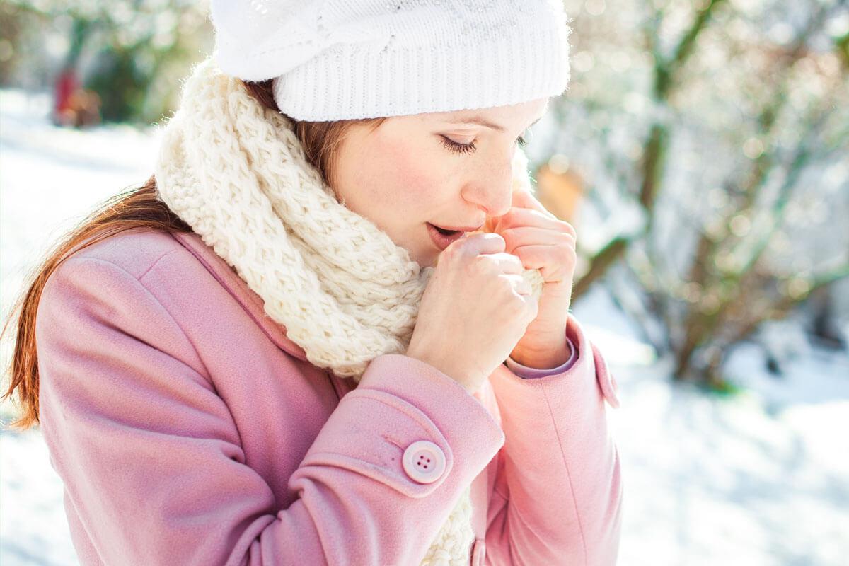 Zink gegen Erkältungen, © milaphotos/Shutterstock.com